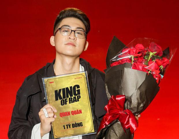 Quán quân King Of Rap ICD: Người khen bánh cuốn, kẻ chê mất chất-1
