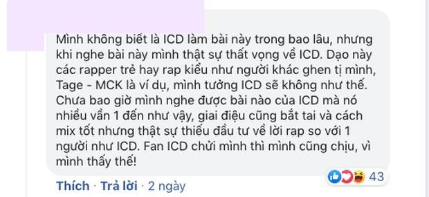 Quán quân King Of Rap ICD: Người khen bánh cuốn, kẻ chê mất chất-2