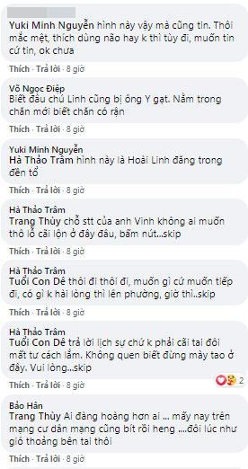 Con trai phản ứng khi Hoài Linh bị mắng không lên tiếng bị nghĩ xấu ráng chịu-4