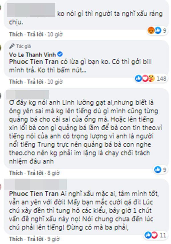Con trai phản ứng khi Hoài Linh bị mắng không lên tiếng bị nghĩ xấu ráng chịu-5