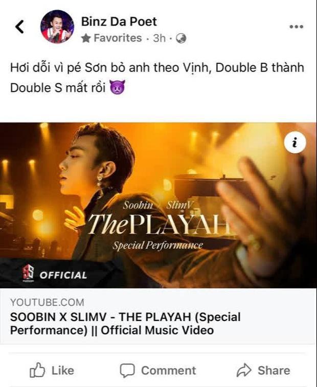 Soobin - Slim V làm mới E.P The Playah, netizen gào thét: Trả lại hoàng tử ballad ngay!-5