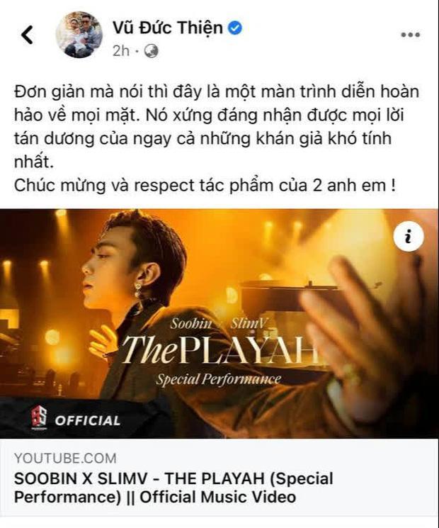 Soobin - Slim V làm mới E.P The Playah, netizen gào thét: Trả lại hoàng tử ballad ngay!-3