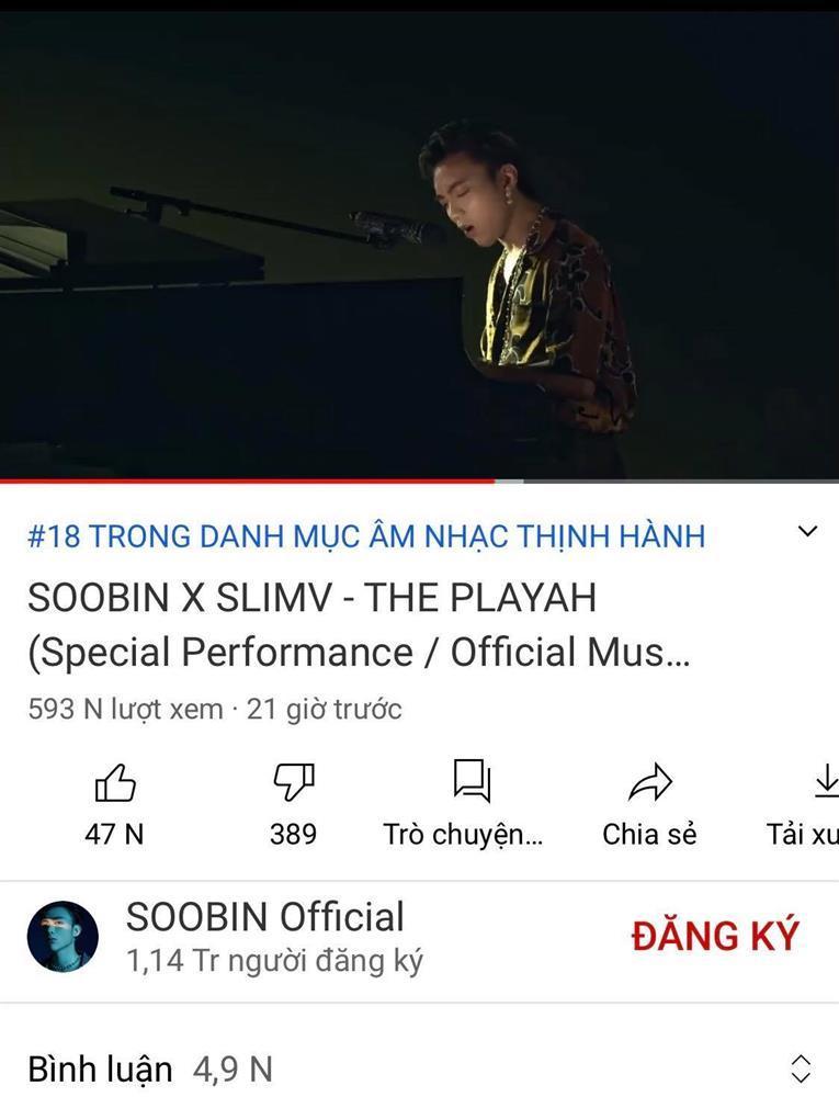 Soobin - Slim V làm mới E.P The Playah, netizen gào thét: Trả lại hoàng tử ballad ngay!-7