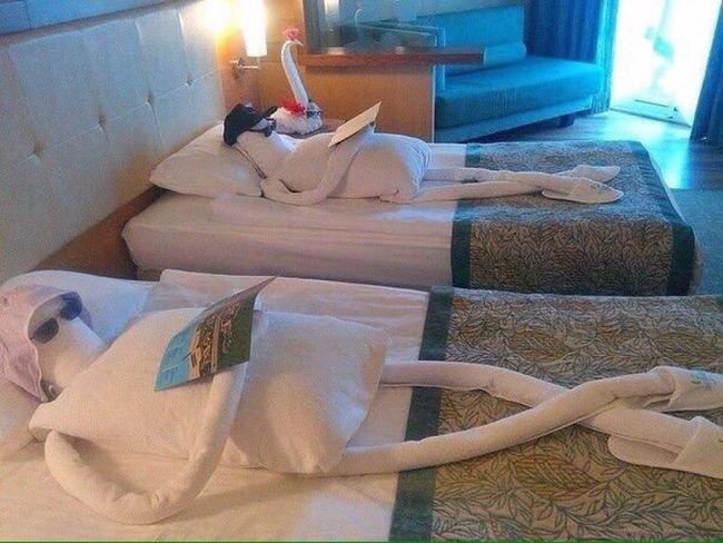 Cười ngất với 1001 kiểu trang trí câu khách bá đạo trong các khách sạn-1