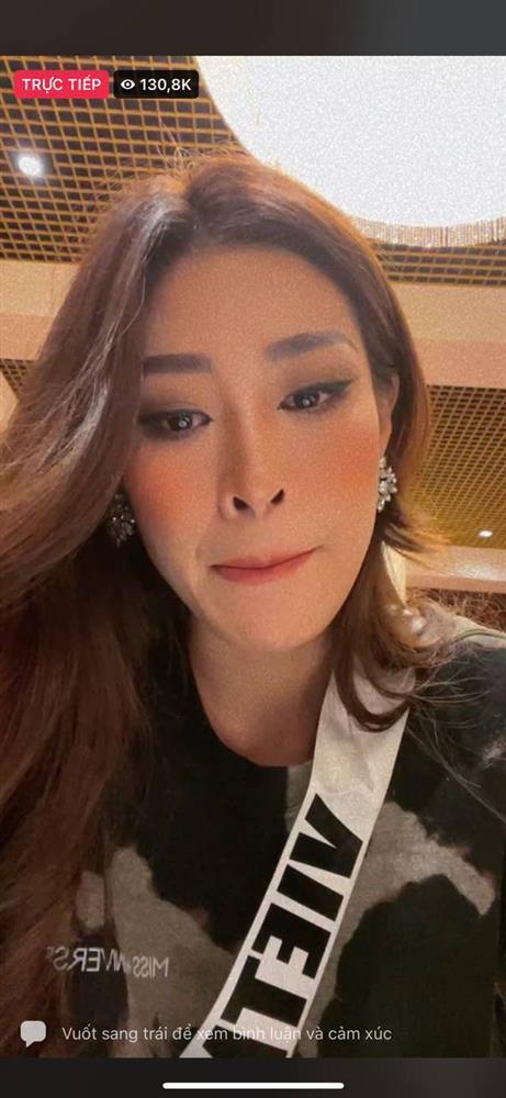Khánh Vân livestream 15 phút kỷ lục triệu view, dàn sao Vbiz rôm rả động viên-2