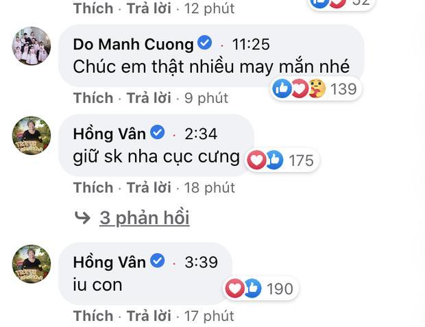 Khánh Vân livestream 15 phút kỷ lục triệu view, dàn sao Vbiz rôm rả động viên-3