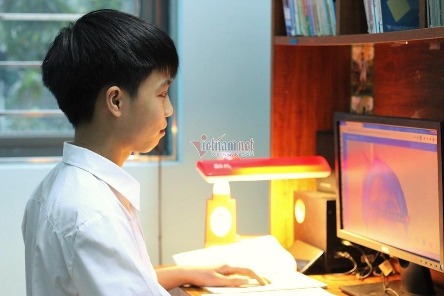 Trường học Hà Nội có thể trình phương án kiểm tra học kỳ II trực tuyến-1