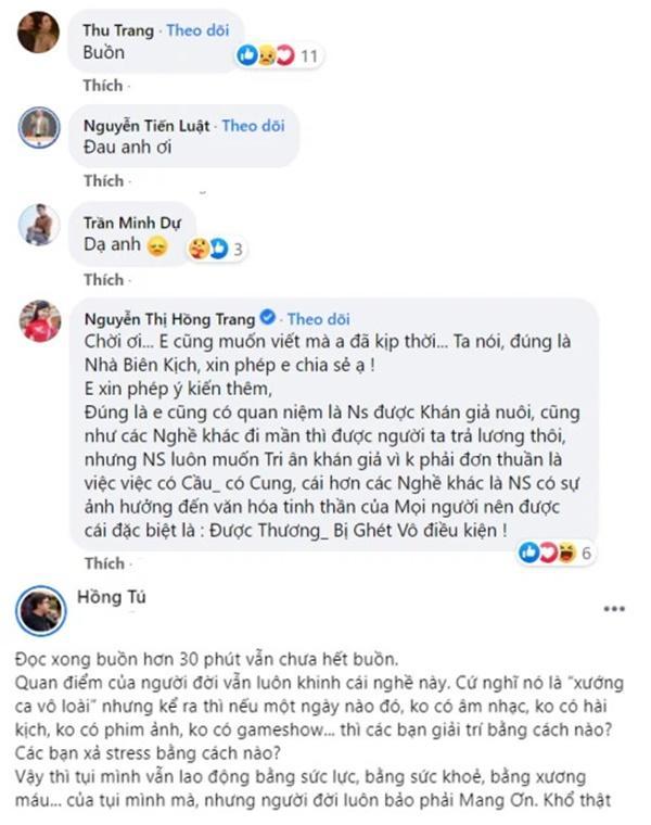 Showbiz xôn xao về quan điểm công chúng nuôi nghệ sĩ của bà Phương Hằng-3