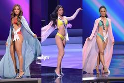 Loạt thí sinh Miss Universe 2020 lộ body 'thấp bé nhẹ cân'