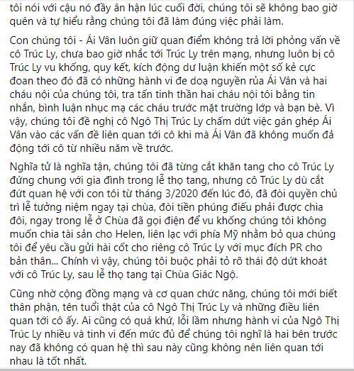 Bố mẹ Vân Quang Long trăn trở thân thế con gái Linh Lan-5
