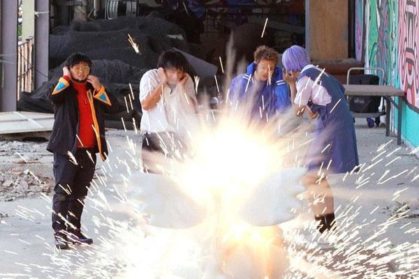 Kênh giải trí Hong Kong bị phản đối vì nhiều cảnh quay thô tục-1
