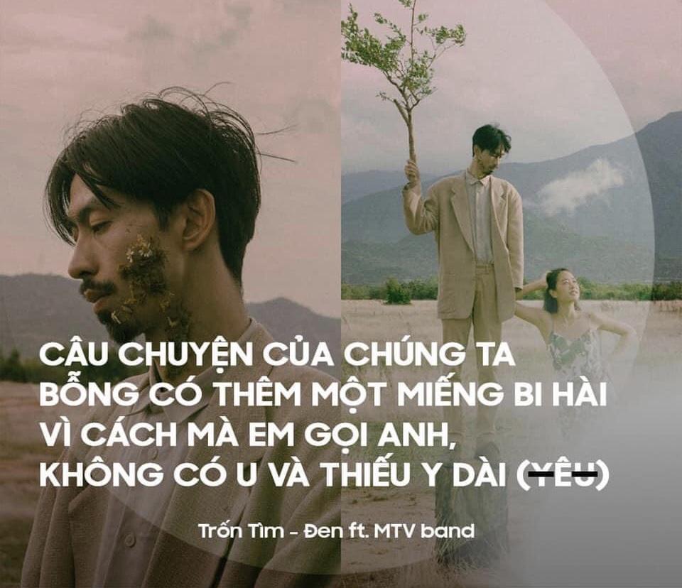 Ca khúc mới của Đen Vâu vướng nghi vấn y chang bài hát Trương Quốc Vinh?-1
