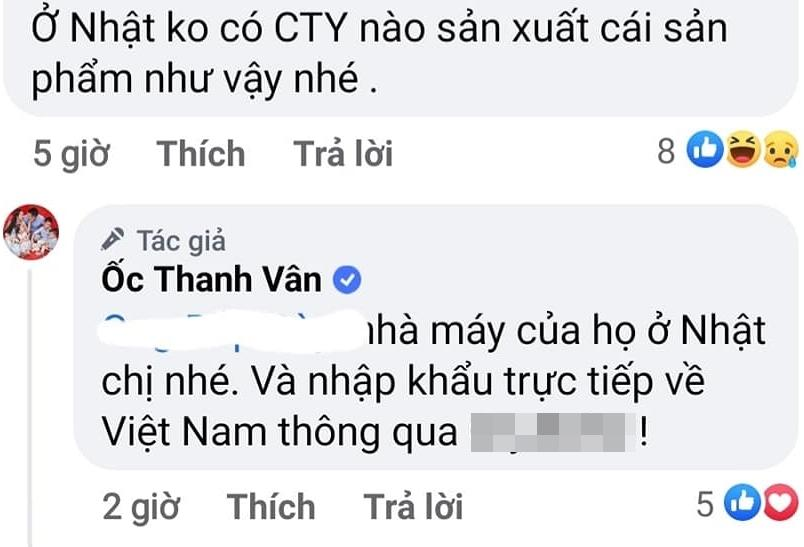 Ốc Thanh Vân phản hồi cáo buộc lừa dối khách hàng-7