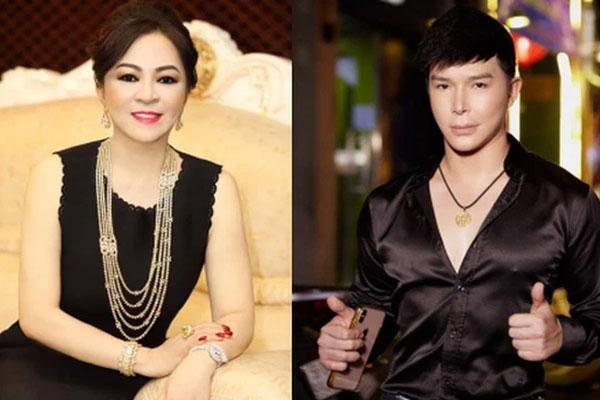 Nghệ sĩ kêu gọi chính quyền xử lý bà Phương Hằng, Nathan Lee đứng về phía nữ đại gia?-2