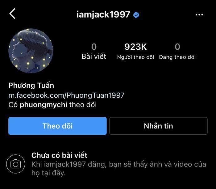 Jack bắt bài Sơn Tùng M-TP xóa trắng ảnh trên Instagram: Rình rập comeback?-2