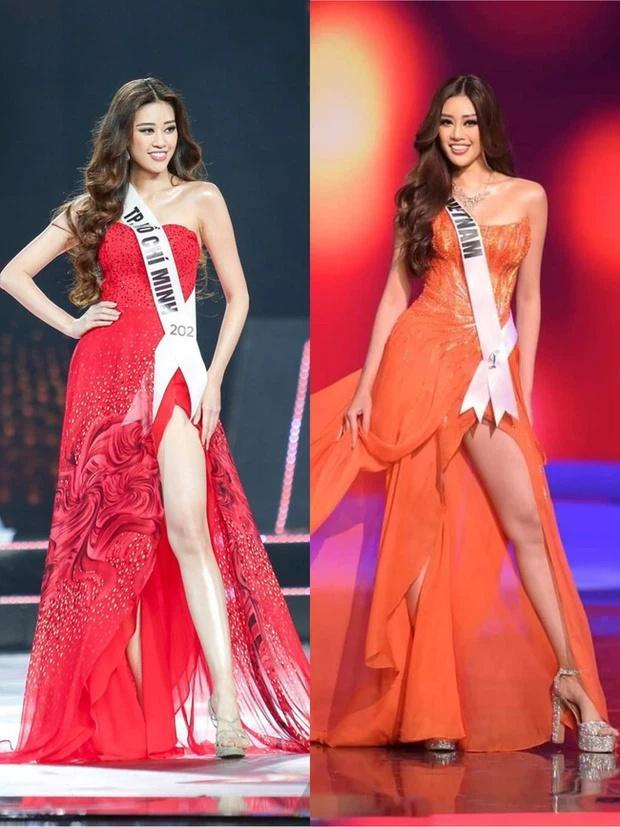 Tranh cãi đầm dạ hội Khánh Vân chọn mặc ở chung kết Miss Universe-3