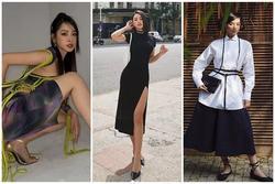 Street style: Chi Pu gợi cảm hết nấc - Tiểu Vy khoe chân dài cực phẩm