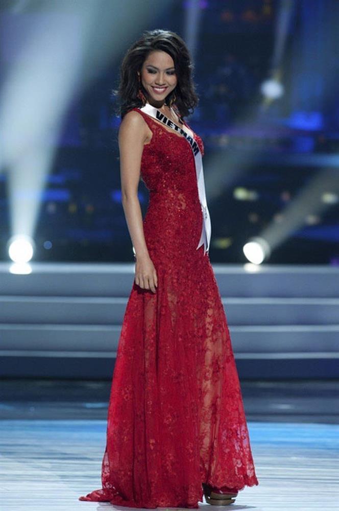 Mỹ nhân Việt thi bán kết Miss Universe: Váy ai đỉnh của chóp?-10