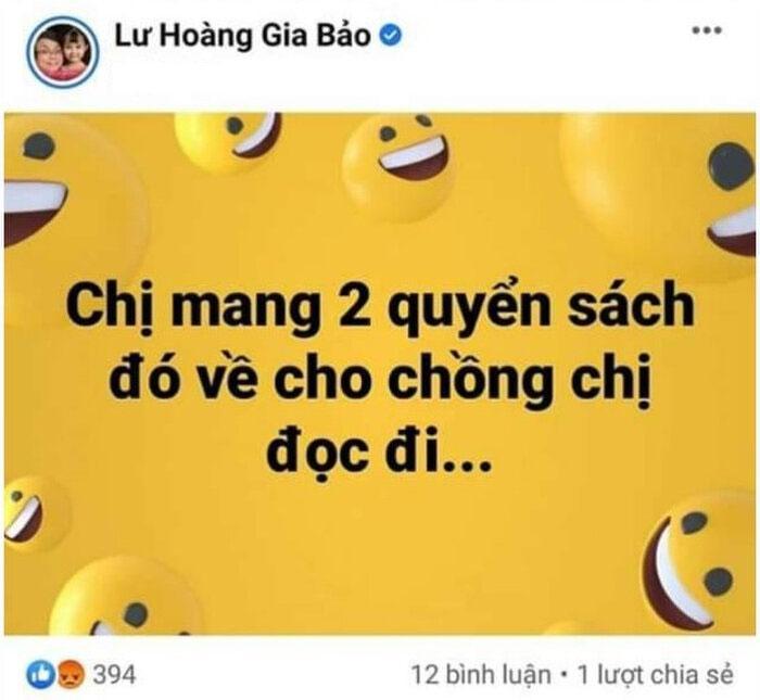 Gia Bảo báo công an sau cuốn sách đạo đức bà Phương Hằng tặng cho-1