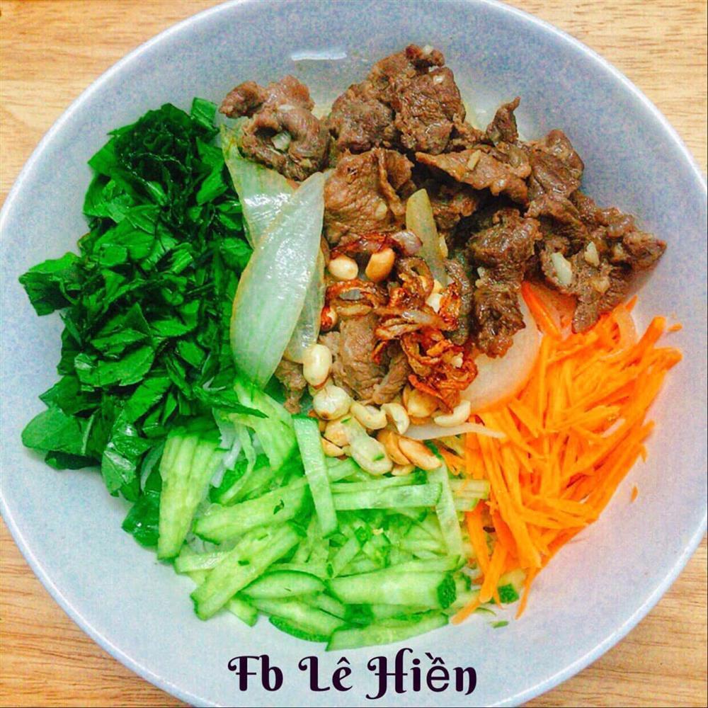 Dịch ở nhà, gợi ý những món bún thuần Việt ăn mãi không ngán của mẹ đảm Sài Gòn-5