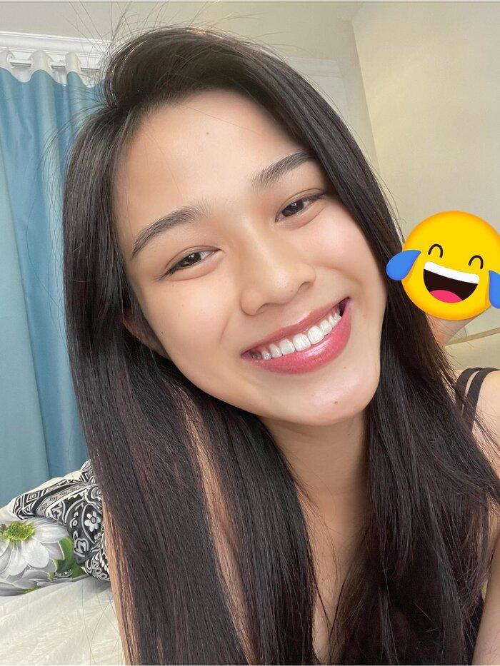 Hoa hậu Đỗ Thị Hà khoe mặt mộc vừa mới ngủ dậy, fan hết lời khen ngợi vì quá xinh đẹp-5