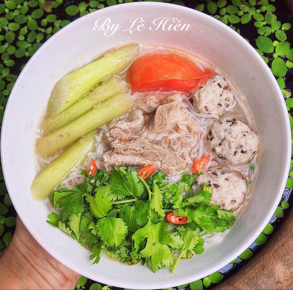 Dịch ở nhà, gợi ý những món bún thuần Việt ăn mãi không ngán của mẹ đảm Sài Gòn-10