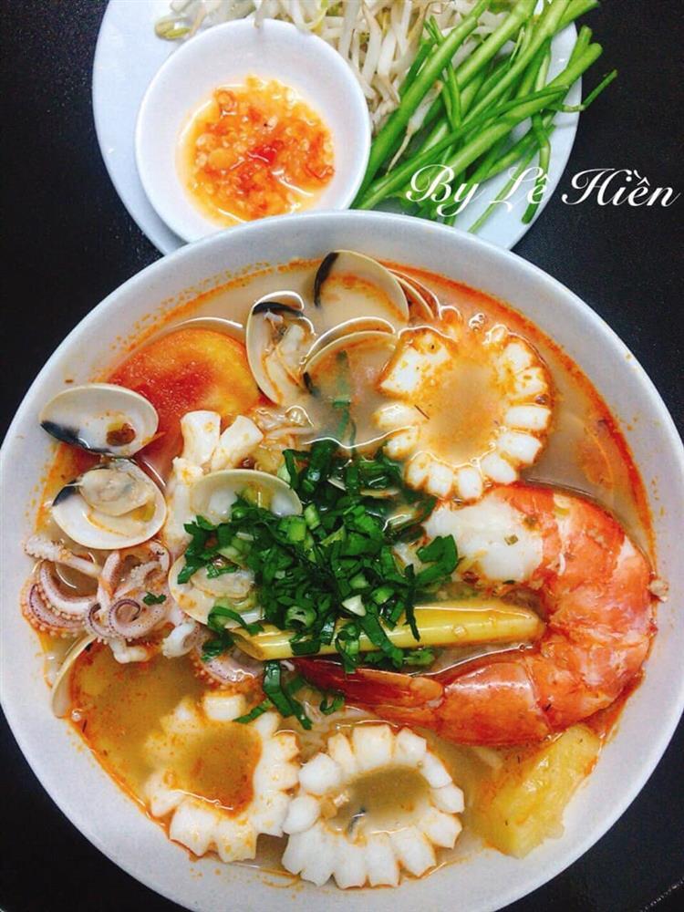 Dịch ở nhà, gợi ý những món bún thuần Việt ăn mãi không ngán của mẹ đảm Sài Gòn-11
