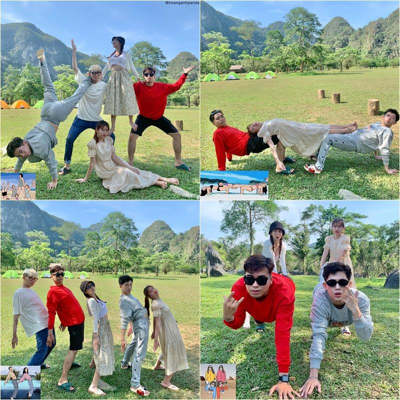 Hội bạn thân rủ nhau phá đảo Quảng Bình bằng loạt ảnh tạo dáng lầy lội-2