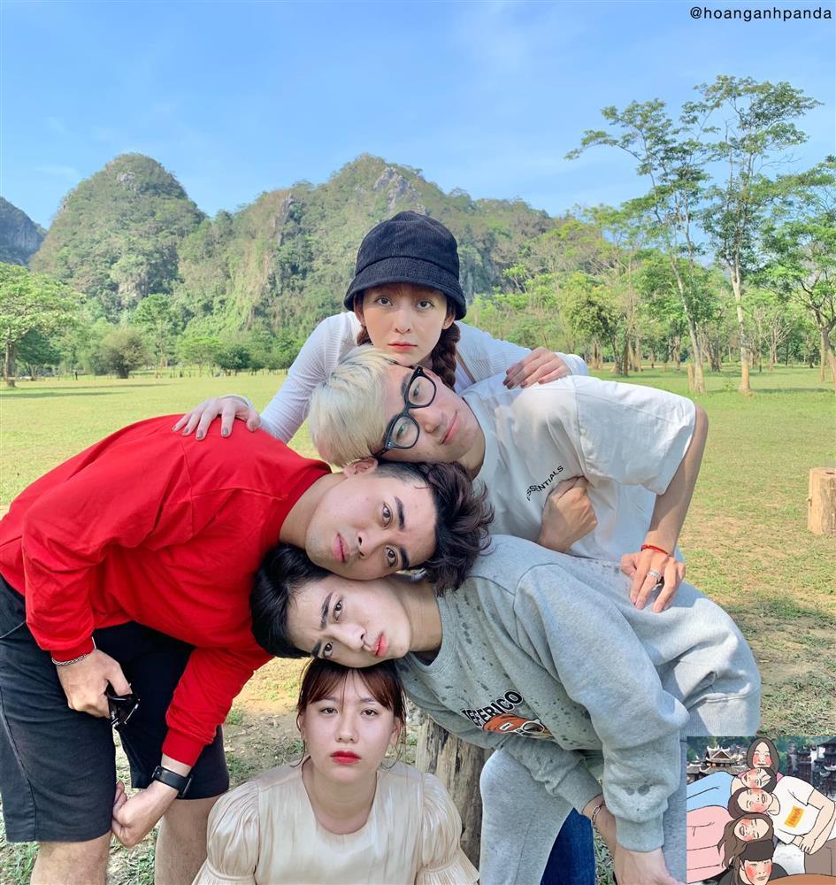 Hội bạn thân rủ nhau phá đảo Quảng Bình bằng loạt ảnh tạo dáng lầy lội-3