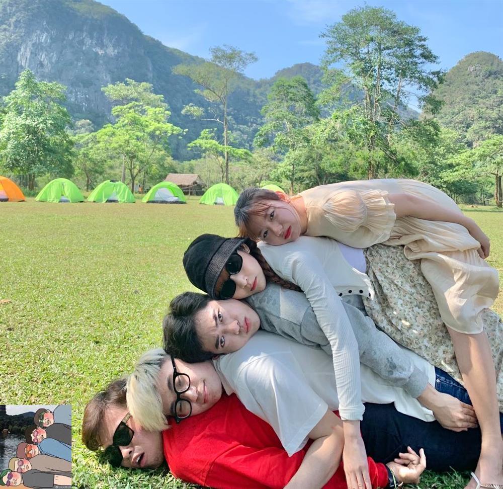 Hội bạn thân rủ nhau phá đảo Quảng Bình bằng loạt ảnh tạo dáng lầy lội-4