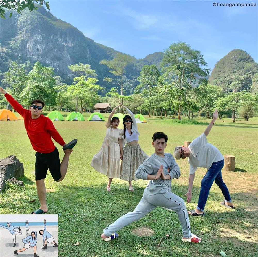 Hội bạn thân rủ nhau phá đảo Quảng Bình bằng loạt ảnh tạo dáng lầy lội-10