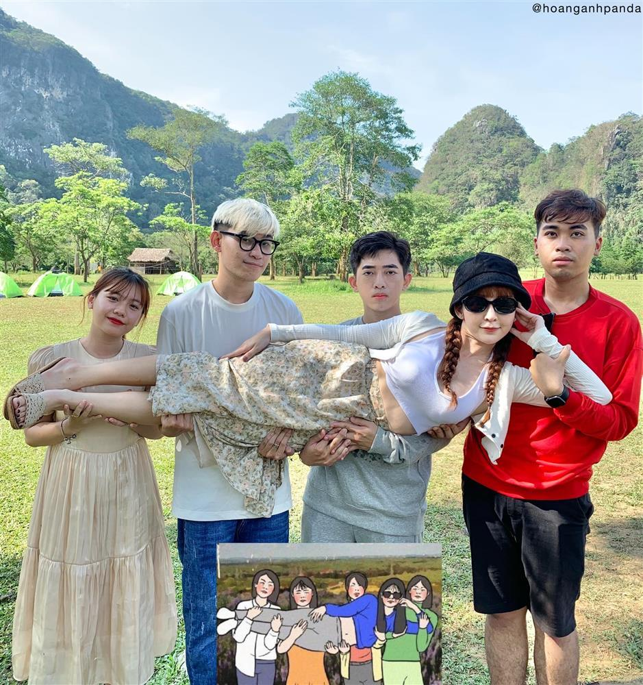 Hội bạn thân rủ nhau phá đảo Quảng Bình bằng loạt ảnh tạo dáng lầy lội-9
