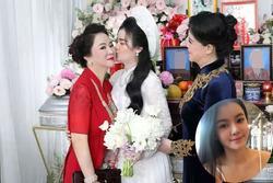 Nàng dâu mới có hành động lạ trước scandal đấu tố của bà Phương Hằng