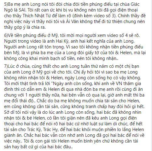 Linh Lan nổi giận khi bố mẹ Vân Quang Long nghi ngờ huyết thống cháu gái-8