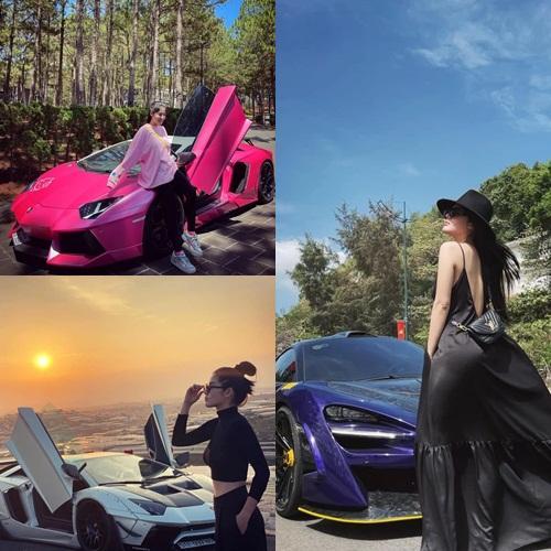 Giới nhà giàu vừa kết nạp thêm chị gái: Siêu xe xếp dài, hàng hiệu chất núi-3