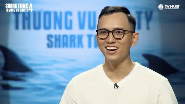 CEO điển trai đi gọi vốn: 4/5 Shark tranh giành, Shark Hưng nói ngôn tình-2
