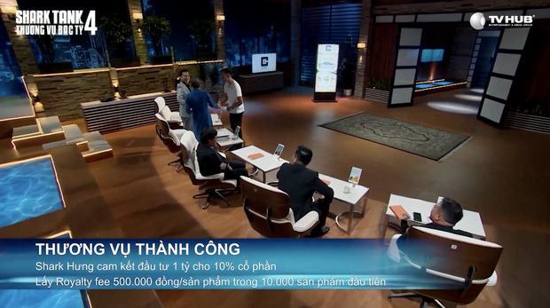 CEO điển trai đi gọi vốn: 4/5 Shark tranh giành, Shark Hưng nói ngôn tình-5