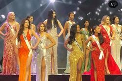 Khánh Vân lộ đầm dạ hội sát giờ 'G', đẹp nhưng na ná Philippines?