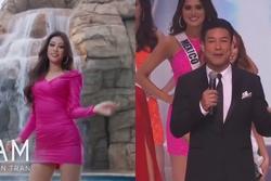TRỰC TIẾP chung kết Miss Universe 2020: Công bố top 21