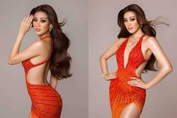Điều thú vị về bộ đầm Khánh Vân mặc trong chung kết Miss Universe 2020