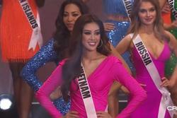 TRỰC TIẾP chung kết Miss Universe 2020: Khánh Vân vào top 21