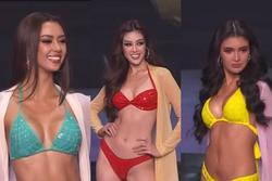 TRỰC TIẾP chung kết Miss Universe 2020: Khánh Vân thi bikini thiếu lửa