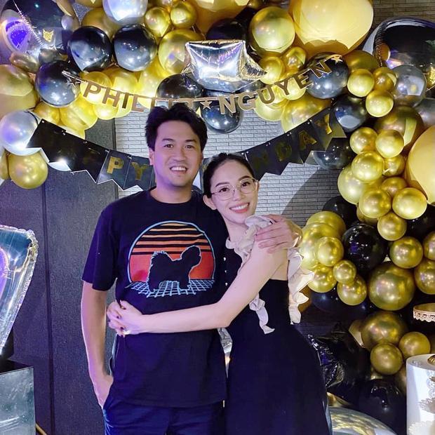Linh Rin tổ chức sinh nhật sớm cho Phillip Nguyễn, nhắn Hà Tăng một điều-4