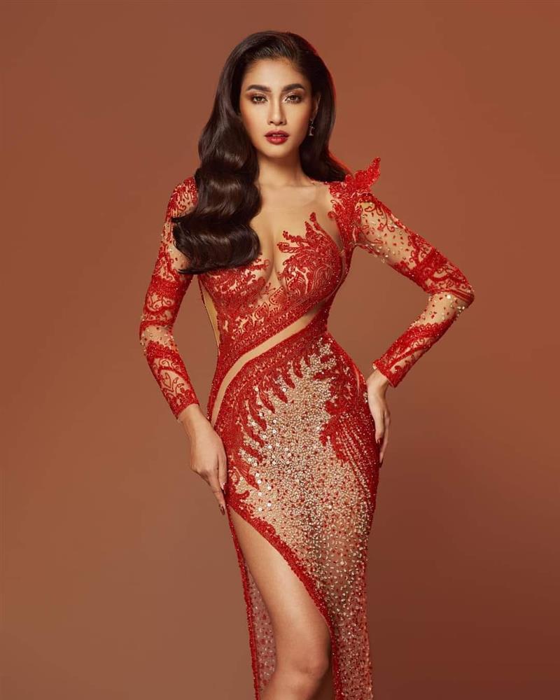 Hoa hậu Myanmar đoạt Best Costume nhờ lời cầu cứu khi mất Quốc phục-5