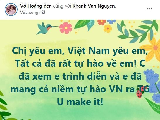Khánh Vân trượt top 10: Trang Trần tự hào, Mâu Thủy muốn đập điện thoại-7