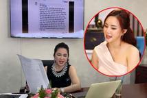 Facebook Vy Oanh 'bay màu' sau màn rêu rao quá khứ của bà Phương Hằng