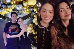 Linh Rin tổ chức sinh nhật sớm cho Phillip Nguyễn, nhắn Hà Tăng một điều