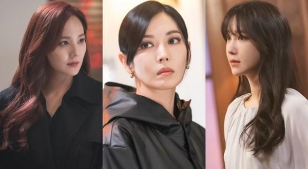 Penthouse 3 tung Intro: Seol A sống lại, Shim Su Ryeon chính là Na Ae Kyo?-4