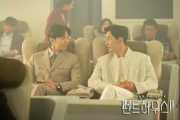 Penthouse 3 tung Intro: Seol A sống lại, Shim Su Ryeon chính là Na Ae Kyo?-7