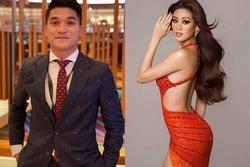 CEO tháp tùng Khánh Vân tại 'Miss Universe 2020' lại gây crush cực mạnh